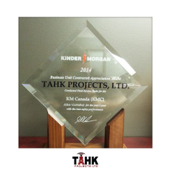 TAHK 2014 - Kinder Morgan Safetey Award