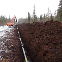 Red Earth Pipeline